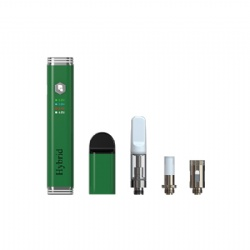 510 Thread CBD 3 in 1 Wax Hybrid Vape Pen